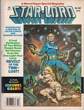 MARVEL COMICS SUPER SPECIAL #10 F/VF