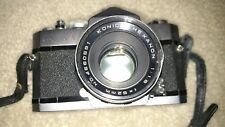 KONICA AutoReflex A 35mm Camera w/ Konica 52mm 1.8 lens (Pre-Owned)