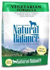Natural Balance Vegetarian Formula Dry Dog Food 28-Pound