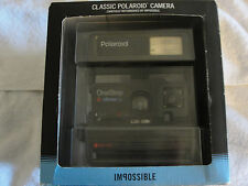 Classic Polaroid Camera carefully refurbished by impossible