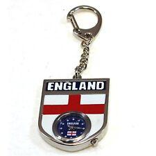 England St George Cross Keyring Watch  ENGKEY002/B