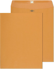Clasp Envelopes 10x13 Inch Brown Kraft Catalog Envelopes 30 Pack With Clasp Clos