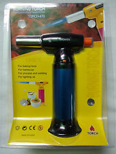 Pocket Hand Butane Hot Jet Flame Torch Lighter Soldering Welding packed 470