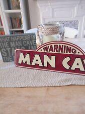 Man cave metal decorative plaques signs