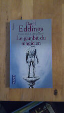 David Eddings - Chant 3 de La Belgariade : Le Gambit du magicien