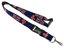 Aminco MLB Boston Red Sox Breakaway Lanyard Navy