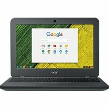 "Acer Chromebook 11 N7 11.6"" Laptop 1.6Ghz 4Gb 16Gb eMmc (Nx.Gm8Aa.001)"