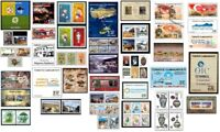 TURKEY -  2016 COMPLETE YEAR SET (INC. OFFIC. AND DEFIN. STAMPS) (EXCL. PORTFO.)