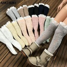 5pairs Stockings for Blythe Doll Socks For Barbie Thigh High Over the Knee Sock