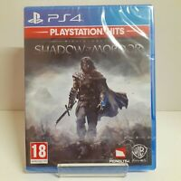 Middle Earth Shadow Of Mordor PS Hits PS4 Playstation 4 Game - New & Sealed
