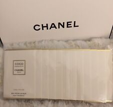 CHANEL Coco Mademoiselle L'eau Privee Sealed Sample Pk Of 12 - BRAND NEW HOT