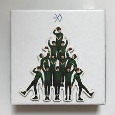 EXO X-MAS Special Album Miracles in December CD Korean version EXO-K KPOP