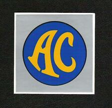 Vintage Sticker - AC - Auto Carrier, Ace, Acea, Bristol, COBRA, Greyhound, etc
