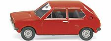 WIKING HO scale ~ VW POLO ~ FULLY ASSEMBLED in RED!