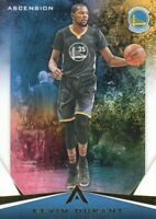 2017-18 Panini Ascension Basketball #95 Kevin Durant Golden State Warriors
