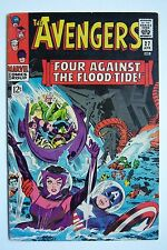 Avengers #27, Marvel Comics, our grade 7.0 - 7.5, Captain America, Wanda