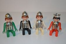 8476 playmobil first figure with B print blister packs 3269 3266 3134 3130