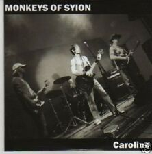 (557U) Monkeys Of Syion, Caroline - DJ CD
