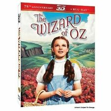 The Wizard of Oz: 75th Anniversary Editi Blu-ray