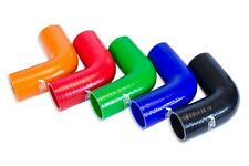 Silicone elbow 90 degree Pipe Joiner Universal Water Air Intercooler Hose Bend