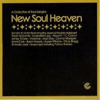 NEW SOUL HEAVEN Various NEW SEALED MODERN SOUL CD (EXPANSION) R&B SOUL DELIGHTS