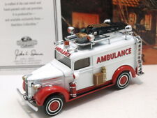 Matchbox YYM35192 GMC Ambulance.