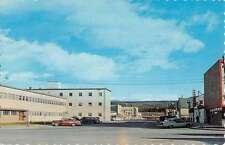 Whitehorse Yukon Territory Main Street Scene Vintage Postcard K52414