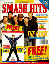 April Smash Hits Music, Dance & Theatre Magazines in English