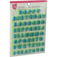 Cake Mate Candy Cake Decorations - Alphabet - 1.4 oz