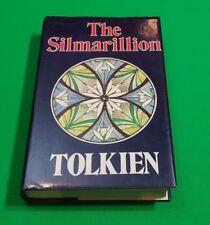 The Silmarillion ***VGC HARDBACK EDITION!!*** J R R Tolkien Middle Earth #3