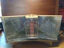 Vintage Art Deco Space Vulcan Conray Element Coil Heater Mid Century