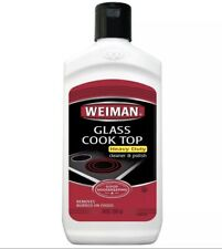 Weiman Glass Cook Top Heavy Duty Cleaner & Polish, 10.0oz -  New, On Hand!