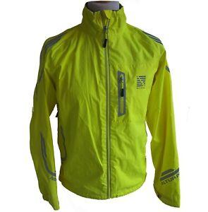 Altura Cycling Jacket Hi Vis Nightvision Jacket Full Zip UK Size Small Unisex
