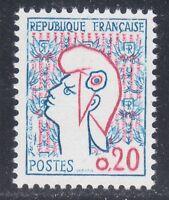 France 1961 MNH Mi 1335 Sc 985 Marianne **