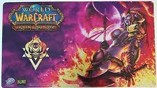 World of Warcraft Trading Card Game NIGHT ELF WARRIOR States Champion Play Mat