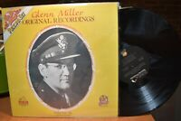 Glenn Miller Original Recordings Volume III Army Air Force Band 2 LP set RCA