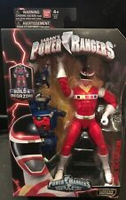 """SPACE RED RANGER Saban's Mighty Morphin Power Legacy 6"""" BUILD A MEGAZORD #43164"""