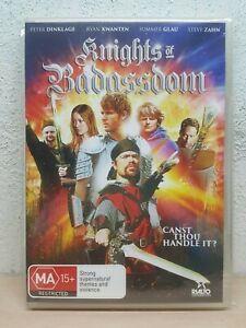Knights of Badassdom DVD Ryan Kwanten, Peter Dinklage - Region 4 Australia