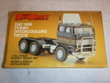 Keil Kraft un-opened / un built plastic kit of a DAF 2800 Turbo intercooling