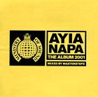 AYIA NAPA THE ALBUM 2001 - 2 X CDS UK GARAGE SPEED GARAGE U.S HOUSE CD CDJ DJ