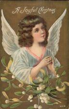 Christmas - Angle Child #3518 c1910 Postcard