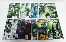 Green Lantern DC Comics Lot: of (14) ~ Rebirth  & Secret Files and Origins 2005