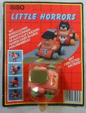 SISO VTG 80's LITTLE HORRORS FRANKENSTEIN FRICTION TOY WEST GERMANY MOC SEALED A