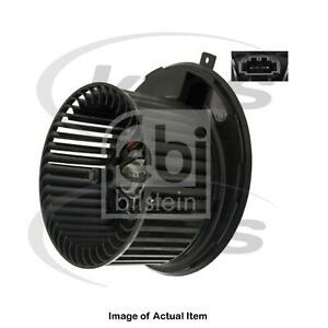 New Genuine Febi Bilstein Interior Heater Blower Motor 49862 MK1 Top German Qual