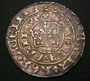 BOHEMIA Prager Gross ND - Silver - Karel I. (1346-1378) - 3212