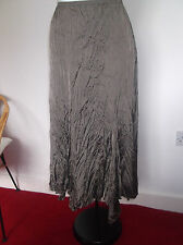 NEW with TAG M&Co Superb Shimmery Mink Panelled FullSkirt 14-16 Petite  DANCE ?