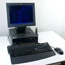 IBM ThinkCentre, complete retro Desktop PC. Pentium 4 2.8GHz, 2gb Ram, 160gb, XP
