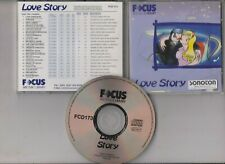 CD -  Love story  Sonoton  FCD 173