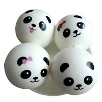 Squishy Charms Buns Cell Phone Charm Kawaii Jumbo Panda Bag Strap Pendant new.