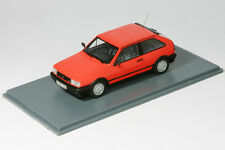 1:43 vw polo coupé g40-Clair-rouge-année 1991-Neo 45795